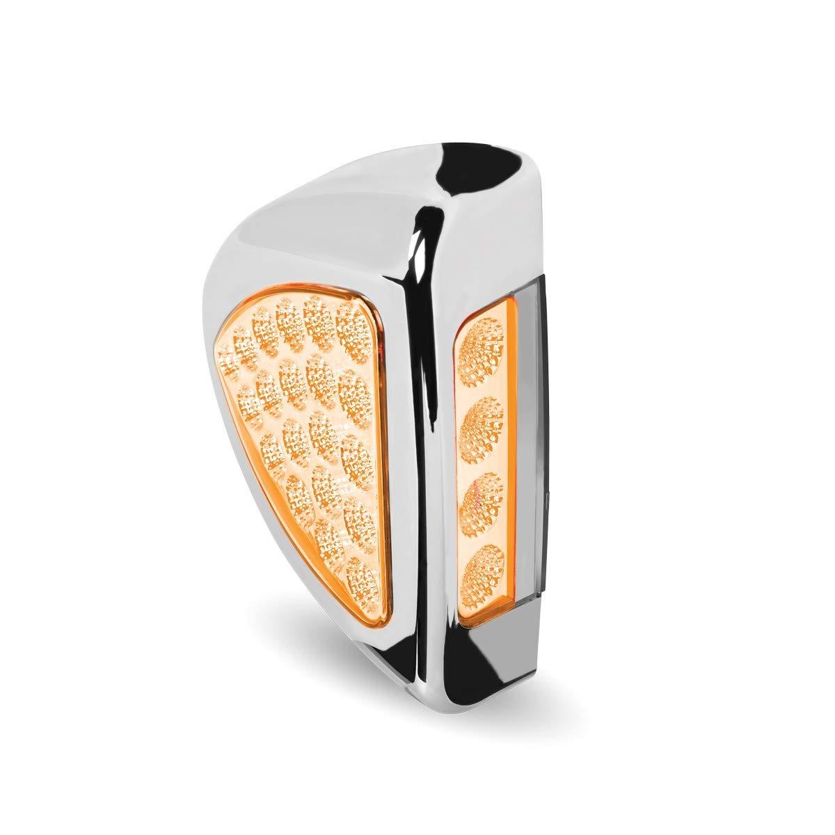 Amber Turn Signal & Marker Peterbilt LED Side Headlight