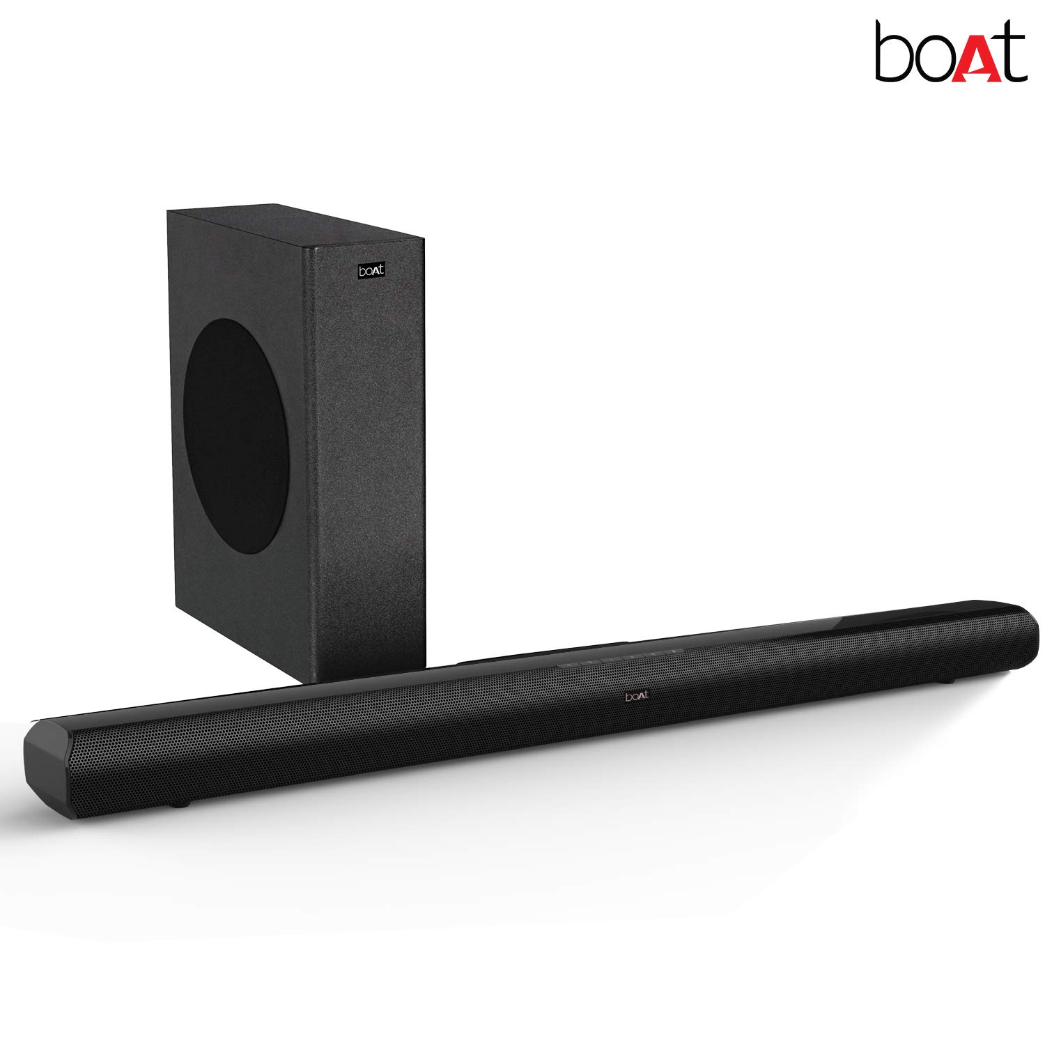 boAt Aavante 3000 Soundbar Speaker with Wireless Subwoofer,