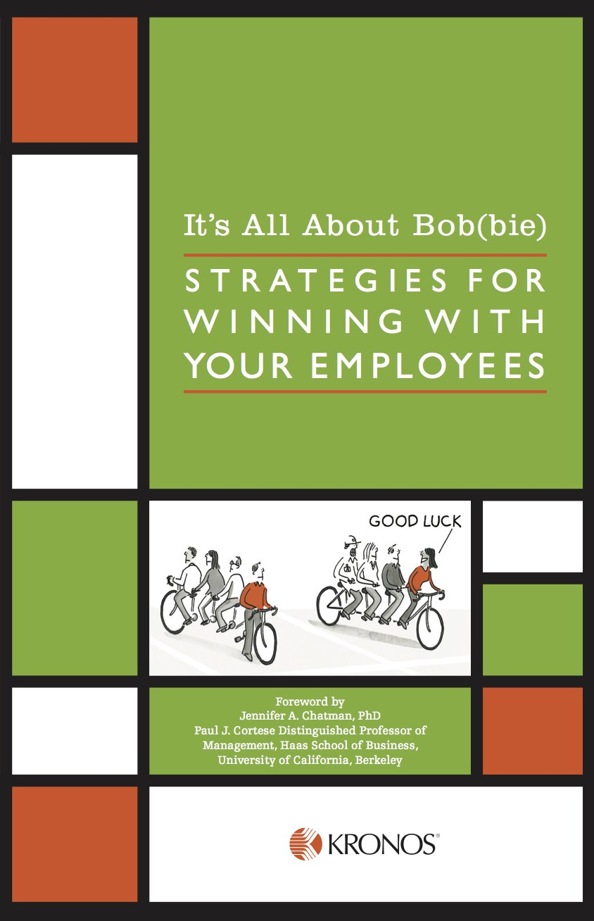 It's All About Bob(bie): Strategies For Winning With Your Employees: Joyce  O'donnell Maroney: 9780979955433: Amazon: Books