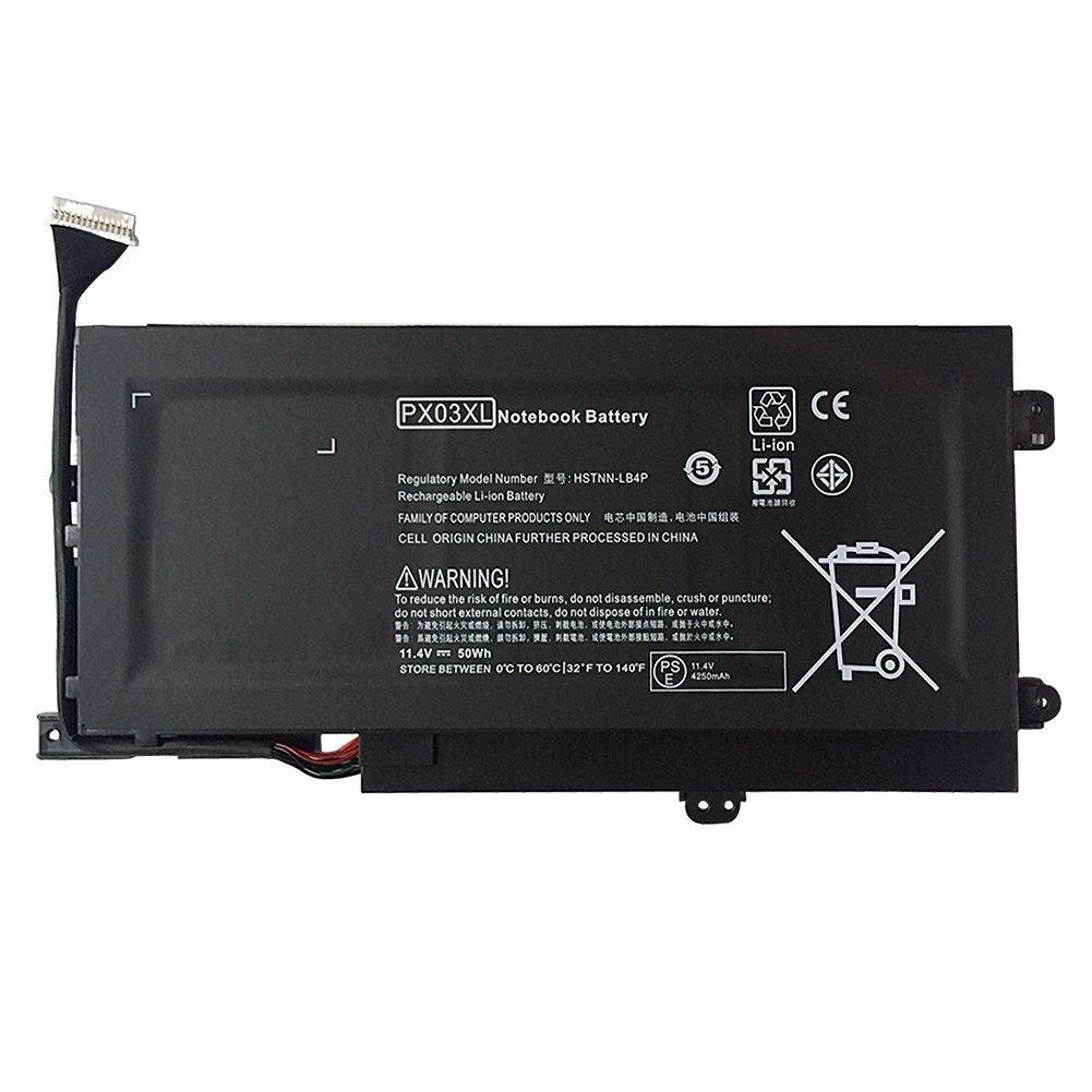 Bateria PX03XL HP Envy 14 Touchsmart M6 M6-k M6-K025DX M6-K0