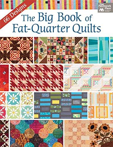 The Big Book of Fat-Quarter - Block Quarter Quilt