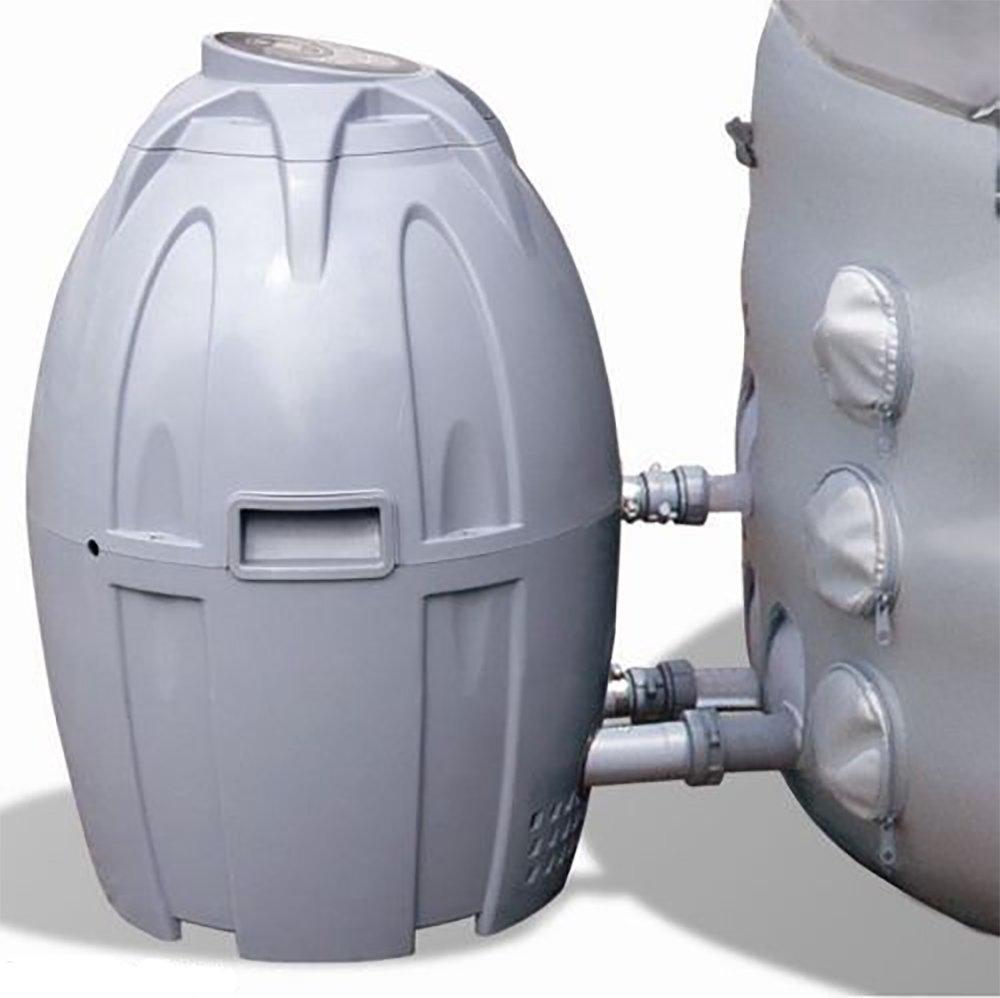 Bestway Lay-Z-Spa Filter & Heating Heater Unit (Miami, Palm Springs, Monaco & Vegas)- Grey