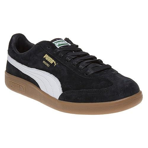 Puma Madrid Hombre Zapatillas Negro