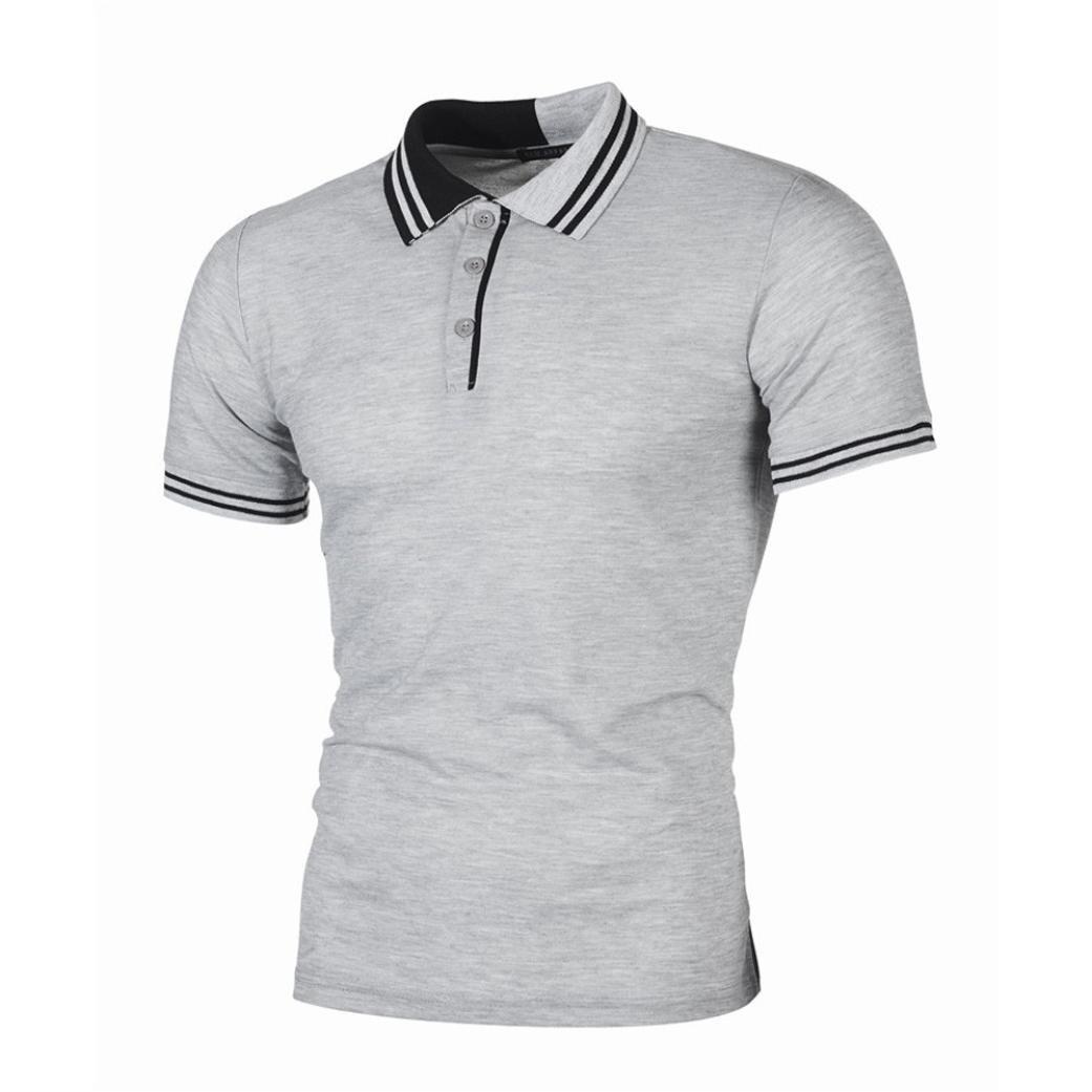 Amazon Wm Mw Hot Sale Boy Mens Shirt Short Sleeve Casual