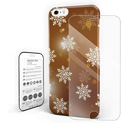 christmas pattern art iphone case