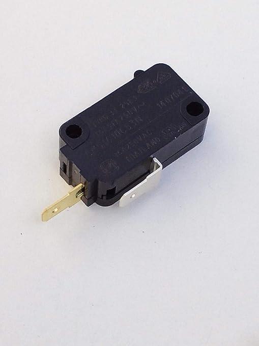 Interruptor de interbloqueo para puerta de horno de microondas ...