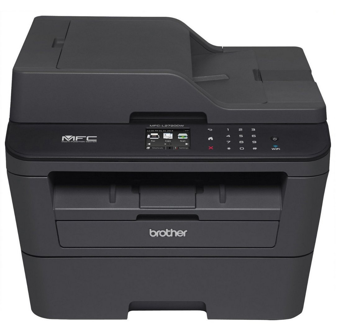 Brother MFC-L2720DW Multifuncional - Impresora multifunción (Laser ...