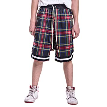 Feidaeu Pantalones Cortos para Hombres Pantalones de chándal ...