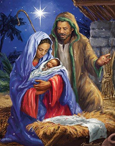 [해외]Vermont Christmas Company Heaven`s Gift Advent CalendarNativity Story / Vermont Christmas Company Heaven`s Gift Advent CalendarNativity Story