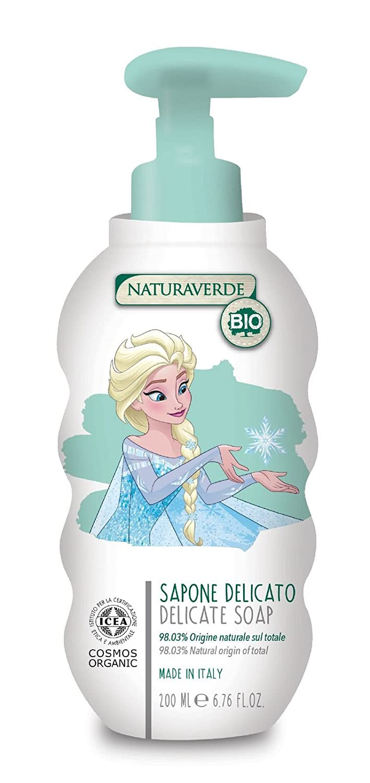 Disney Baby BIO Cosmos Organic - Snow Queen Zarte Flü ssigseife, 200 ml BIO3585