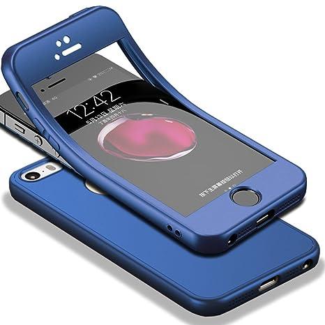 custodia iphone 5 360 gradi