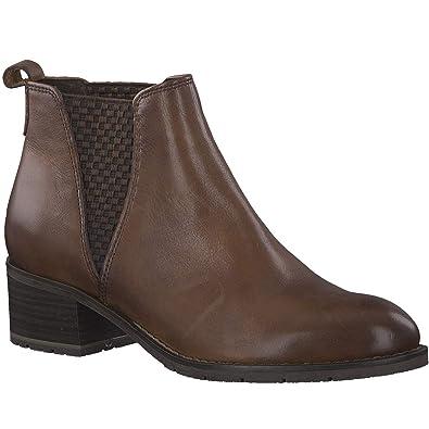 c56d398742a MARCO TOZZI 2-25360-21 Femmes Bottine  Amazon.fr  Chaussures et Sacs