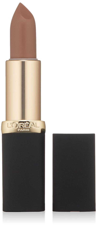 L'Oréal Paris Colour Riche Matte Lipcolour, Matte-Itude, 0.13 oz.