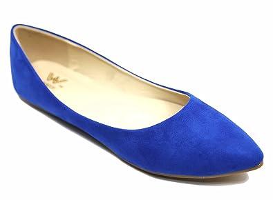Women's comfortable flat dress shoes