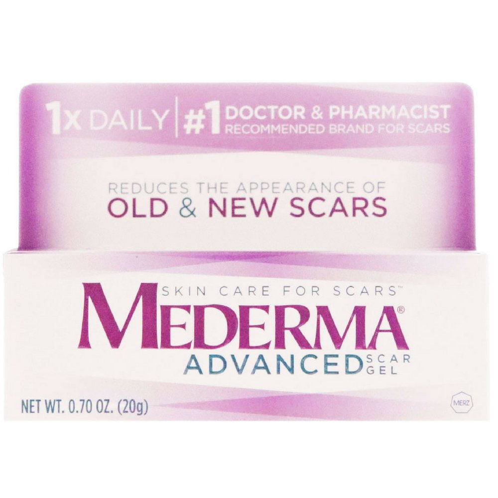 Mederma Advanced Skin Care Gel 20 g (Pack of 12)