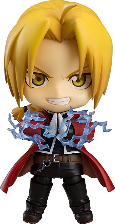 NEW AND SEALED ALPHONSE ELRIC NENDOROID FIGURE FULLMETAL ALCHEMIST