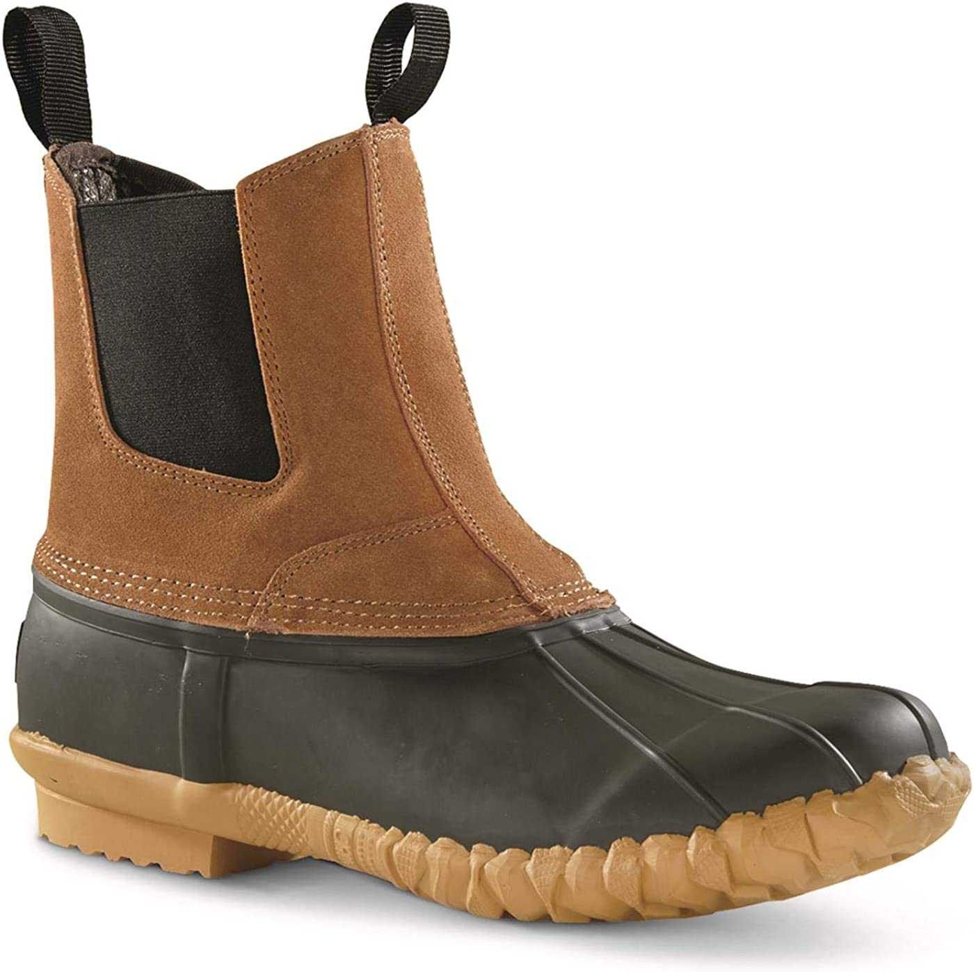 Guide Gear Pull-On Insulated Duck Boots