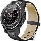Amazon.com: LayOPO Zeblaze Thor 4 Dual Smart Watch, 4G Dual ...
