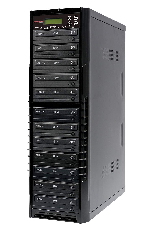 BestDuplicator 11 Target (1 to 11) 24X SATA DVD