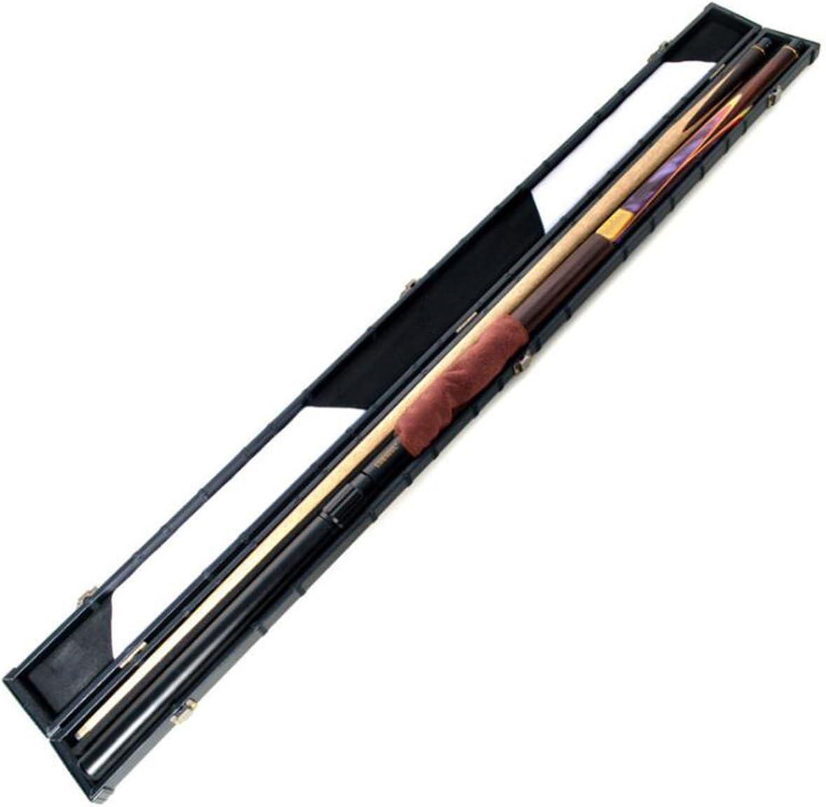 LIAN ビリヤードバー57インチ3/4ブラック8アメリカンスモールヘッド16色スヌーカーテーブルポール(パッキング1)