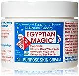 jar of magic - Egyptian Magic All Purpose Skin Cream   Skin, Hair, Hand/Foot, Eye Cream   100% Natural Ingredients   2 Ounce