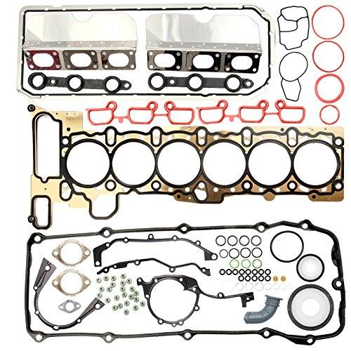 ECCPP Replacement for Lower Gasket Set fit 01 2002 03 2004 05 06 BMW X5 Z3 325i 330xi 330ci 525i 530i Head Gasket - 525i Bmw Crankcase