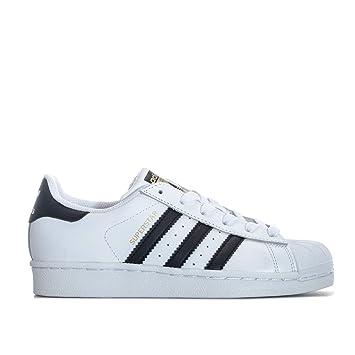 Enfants Adidas S81856 Junior Superstar 's Turnschuhe 0wm8NOvn