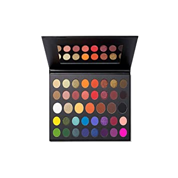 Amazon Com Morphe X James Charles The Mini Paleta 39 Sombras De Ojos Y Pigmentos Prensados Perfecto Para On The Go Glam Matte Metalico Y Brillo Beauty Shop from the world's largest selection and best deals for morphe eye palettes. morphe x james charles the mini paleta 39 sombras de ojos y pigmentos prensados perfecto para on the go glam matte metalico y brillo