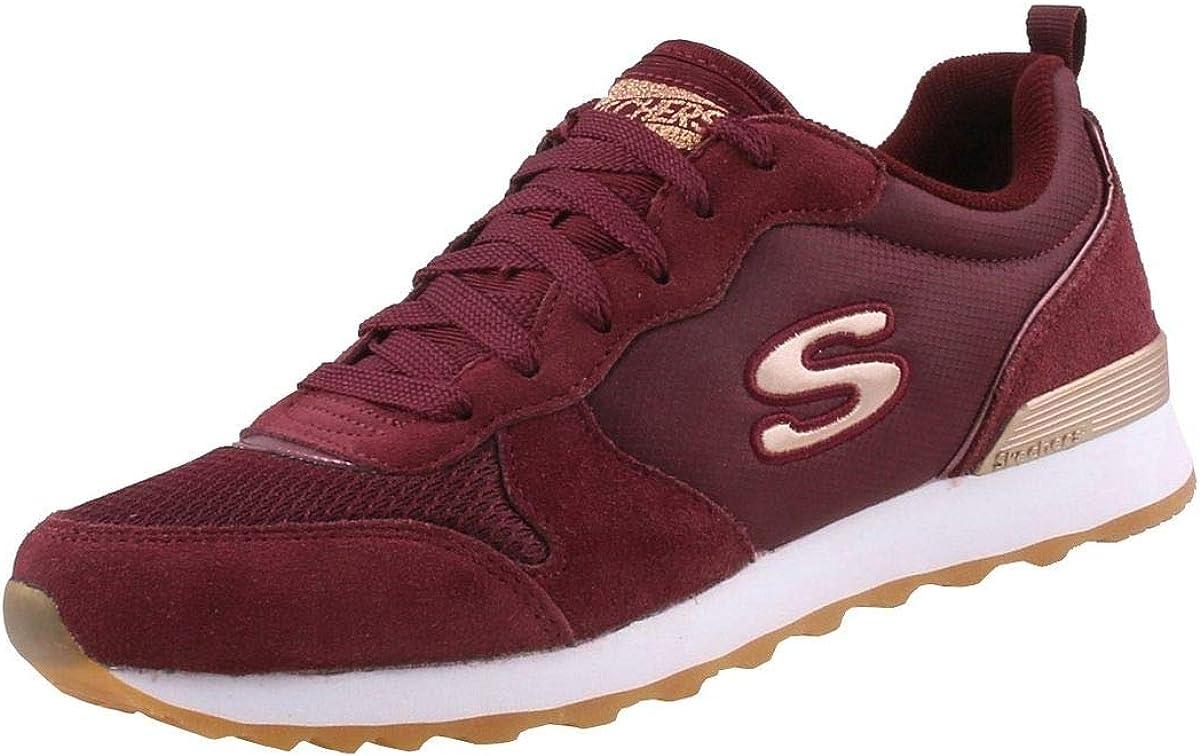 Skechers Retros og 85 goldn Gurl, Sneaker Donna