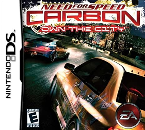 Amazon Com Need For Speed Carbon Own The City Nintendo Ds