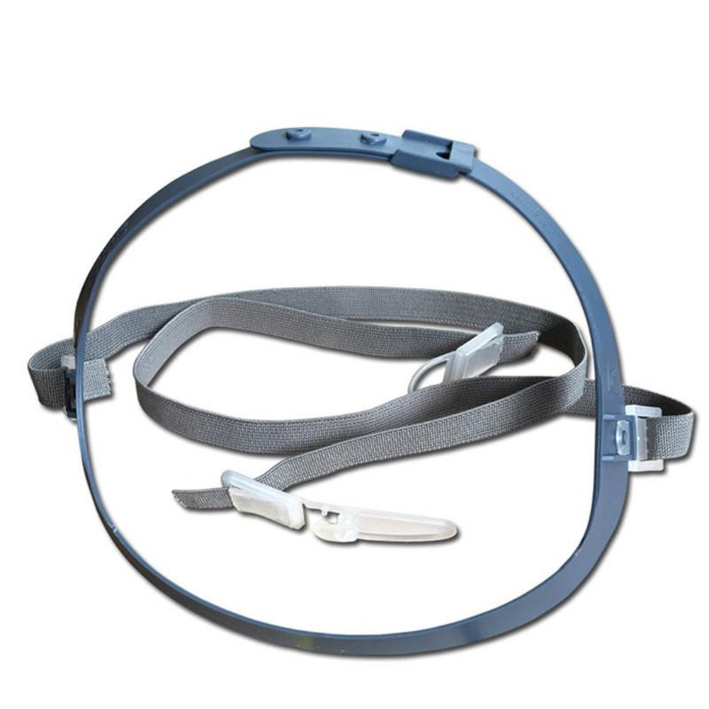 (Pack of 2) Head Harness Assembly 7581, Respiratory Protection Replacement Part, Head Strap