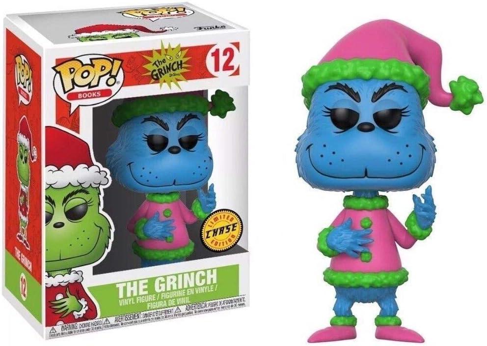 Grinch Figura Vinilo The Grinch (posible Chase ) 12 Figura de colección Standard