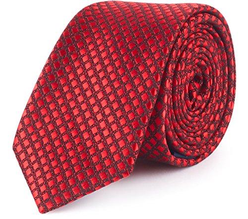 SW G x 6cm sw91 6 Pattern Tie 150cm Narrow Mans Ladeheid qnZwgURx