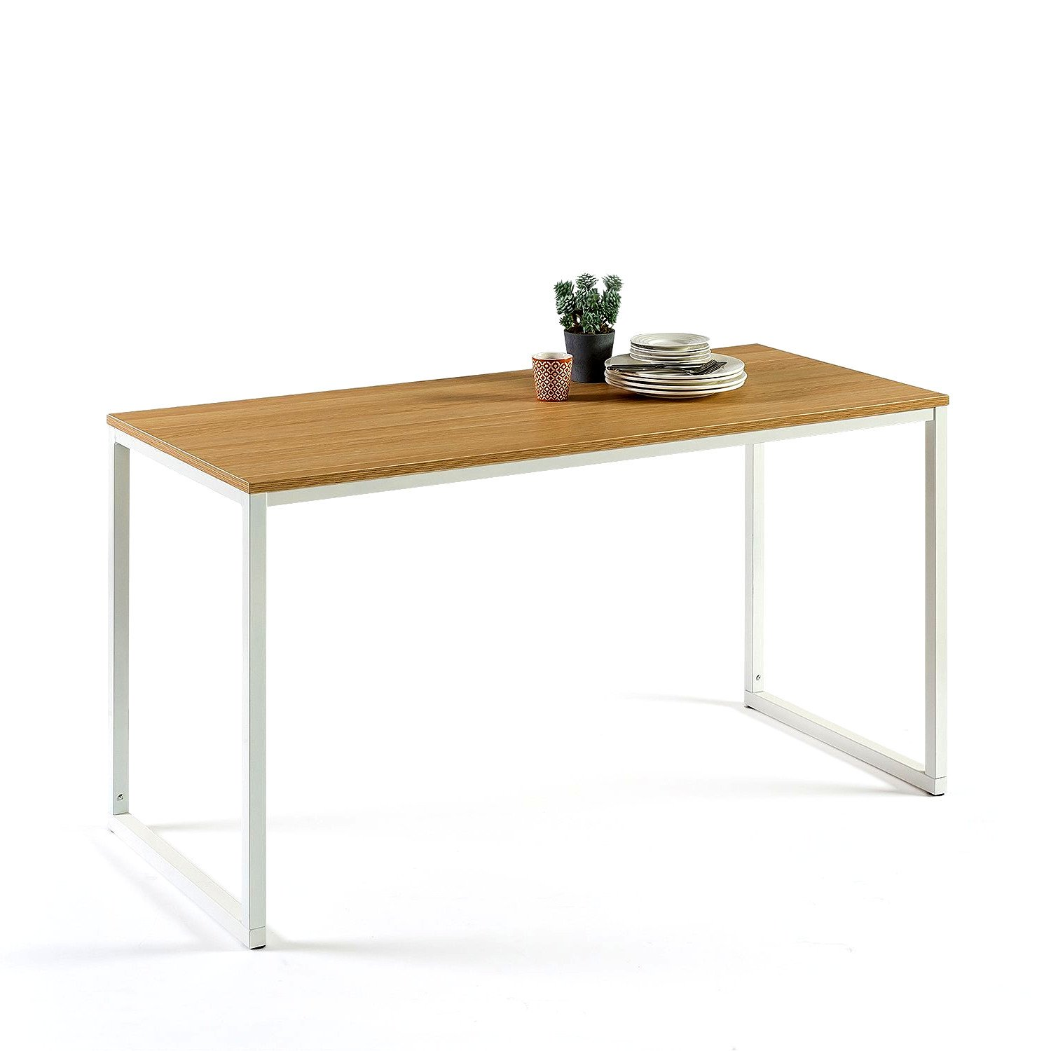 Awesome Amazon Com Minimal Computer Desk Dining Table Workspace Download Free Architecture Designs Salvmadebymaigaardcom