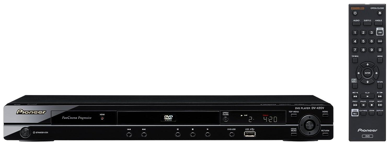Dvd pioneer dv-420v отзывы