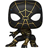 Funko Pop! Marvel: Spider-Man: No Way Home - Spider-Man in Black and Gold Suit