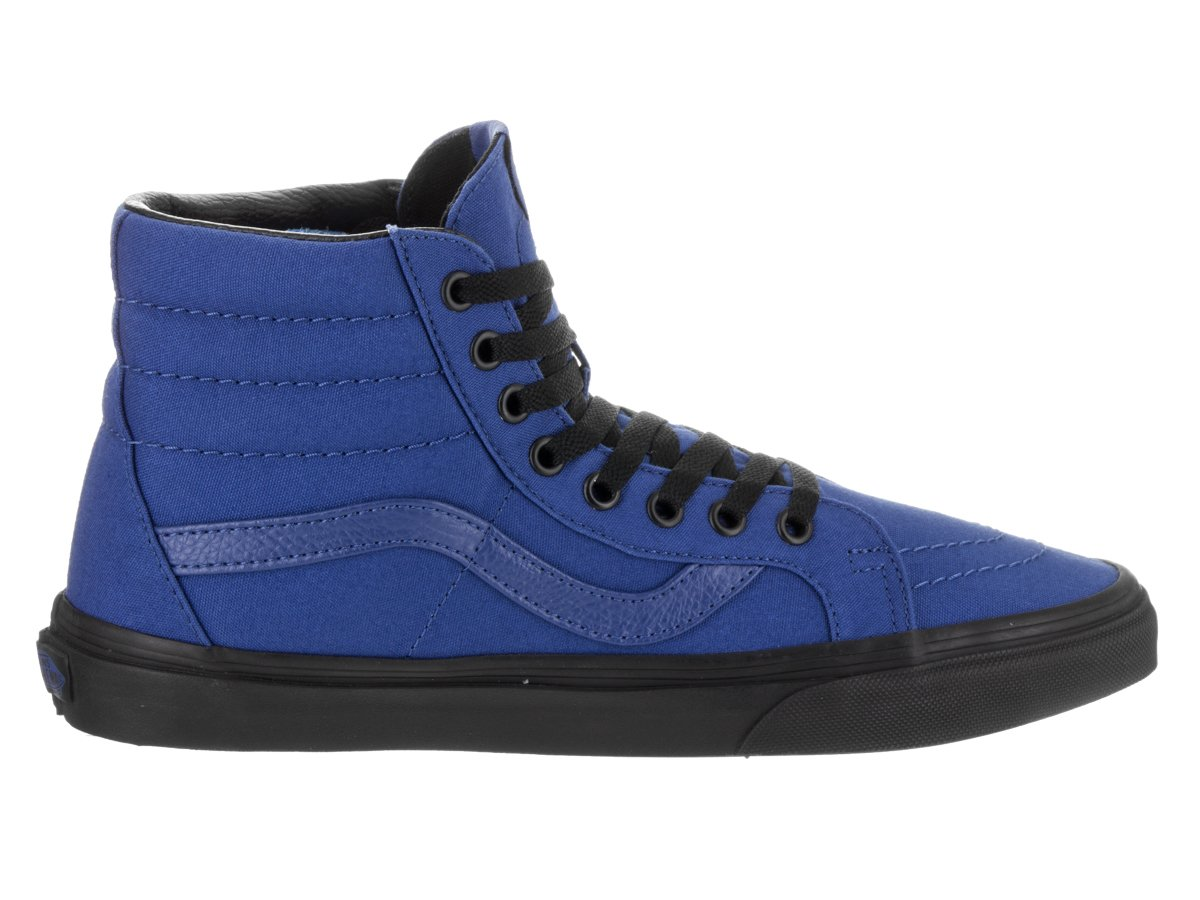 VANS MENS SK8 HI 9 REISSUE LEATHER SHOES B01M70XWXK 9 HI D(M) US|True Blue/Black 987ebb