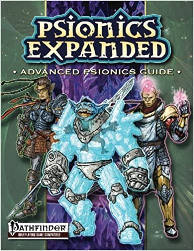 Psionics Expanded: Advanced Psionics Guide: Jeremy Smith ...