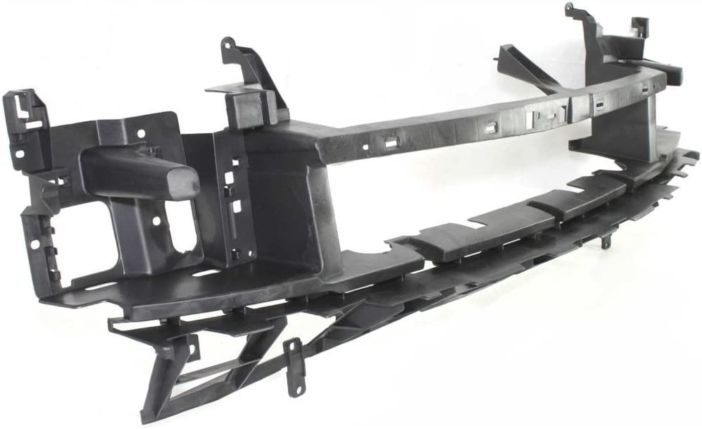 Header Panel Compatible with Pontiac Bonneville 00-05 Assembly W//Hood Latch and Braces