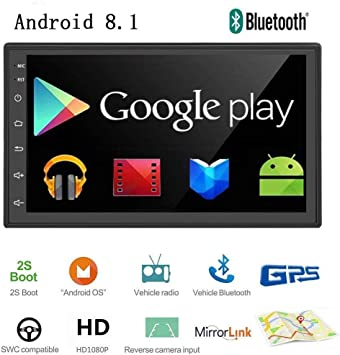 Automotive Support Android and iOS Mirror Link&Bluetooth/FM/USB ...