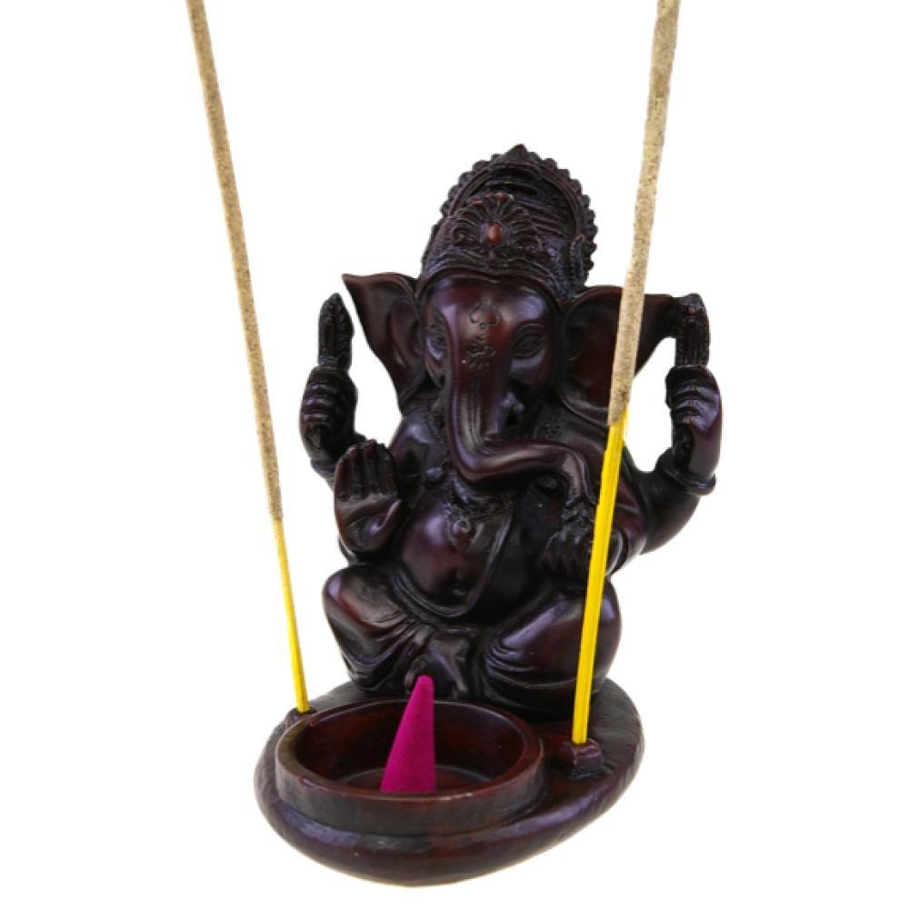 Porte Encens pour Cone Ganesh en Resine DG-PENDULES