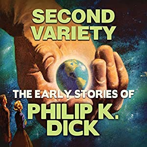 Second Variety Audiobook