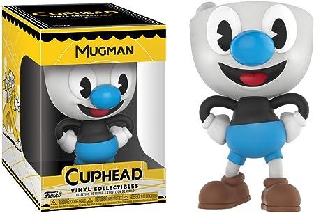 Funko Pop!- Games: Cuphead Mugman Figura de Vinilo (26965): Amazon.es: Juguetes y juegos
