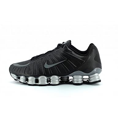 100% authentic 4c6e9 d08f1 ... italy image unavailable. image not available for. color nike shox tlx mens  running shoes