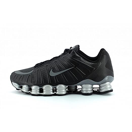 buy popular de3cf 72b41 Image Unavailable. Image not available for. Color  Nike Shox TLX Mens Running  Shoes ...