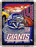 Northwest New York Giants 48 x 60 inch Home Field Blanket - New York Giants 48 X 60