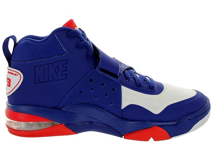 Nike Men's Air Force Max CB 2 HYP Dp Royal Blue/Chllng Rd/White Basketball  Shoe 7.5 Men US: Amazon.ca: Shoes & Handbags