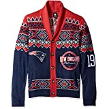 NFL Men's 2015 Ugly Cardigan Sweater