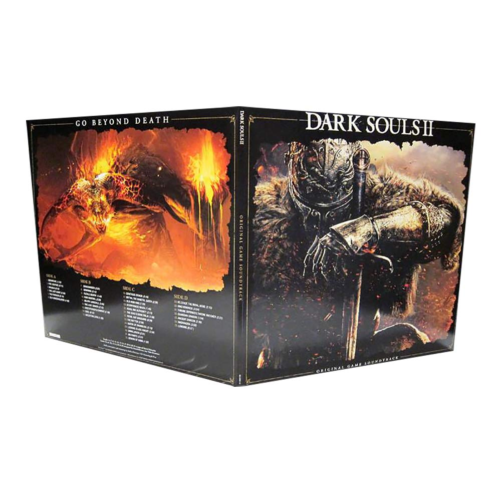 Dark Souls II - Exclusive Double LP Deep Red Vinyl - Amazon com Music