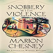 Snobbery with Violence: An Edwardian Murder Mystery   Marion Chesney